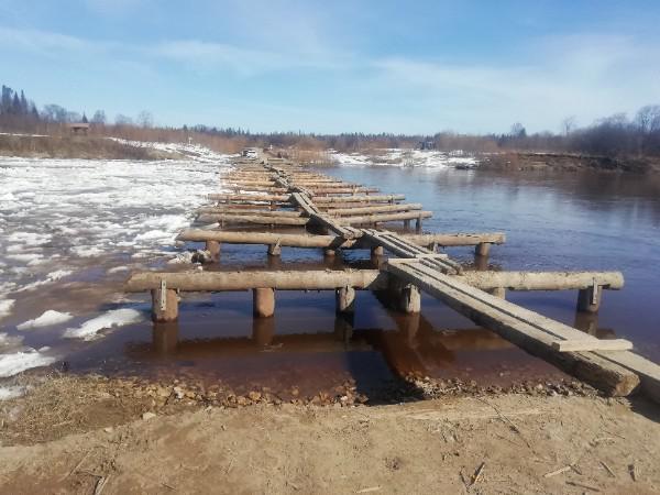 Жители Кировской области оказались отрезанными от цивилизации
