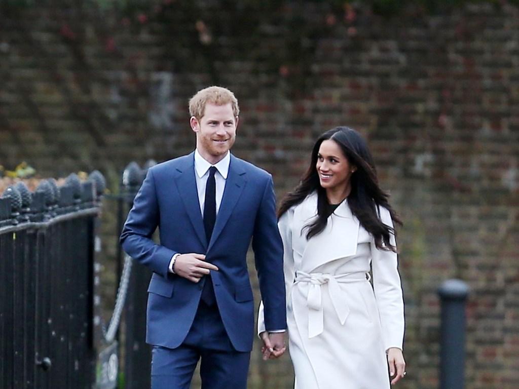Принц Гарри присутствовал при рождении своего сына