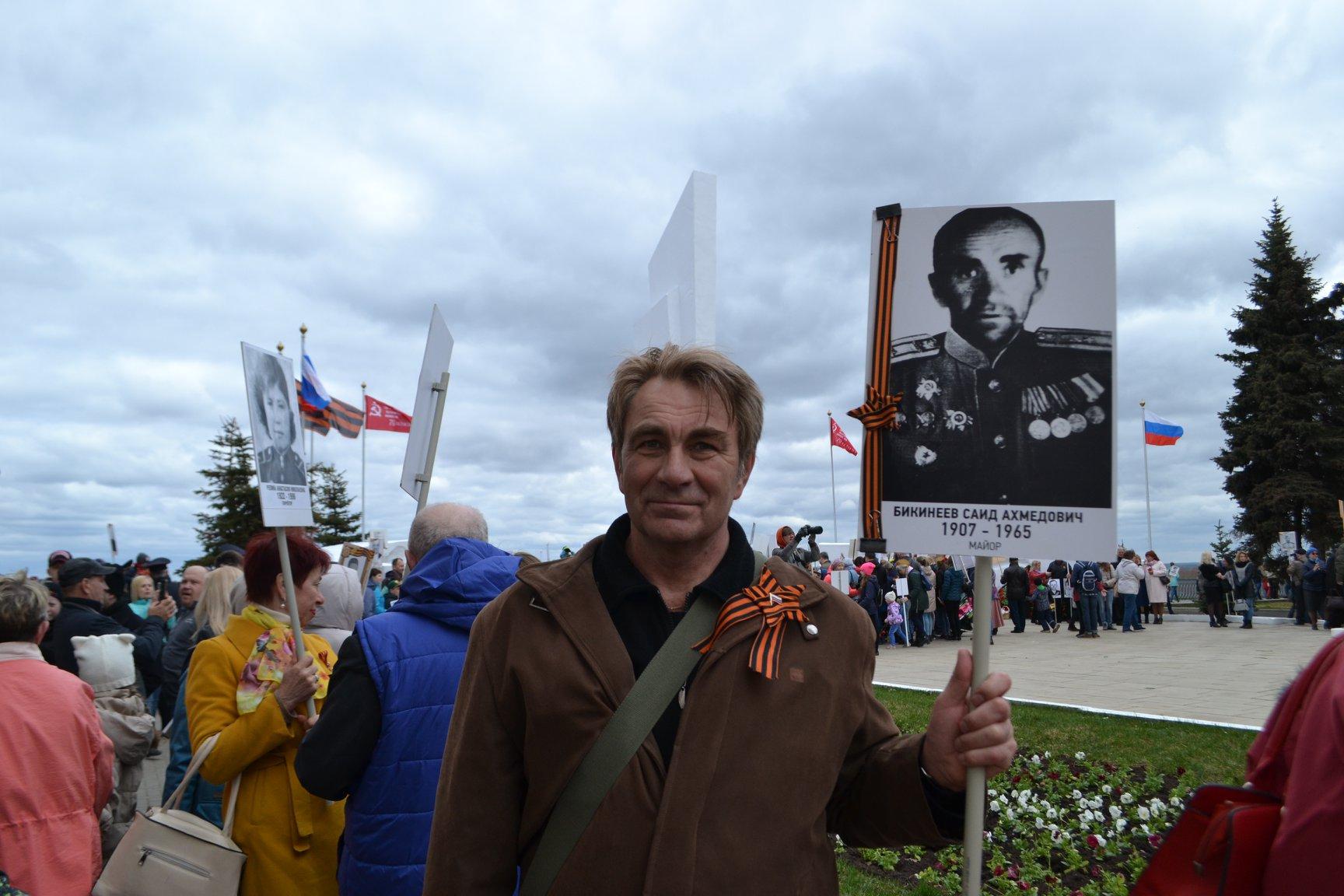 Главный морж Кирова бросил работу в Китае, чтобы отметить день победы на родине