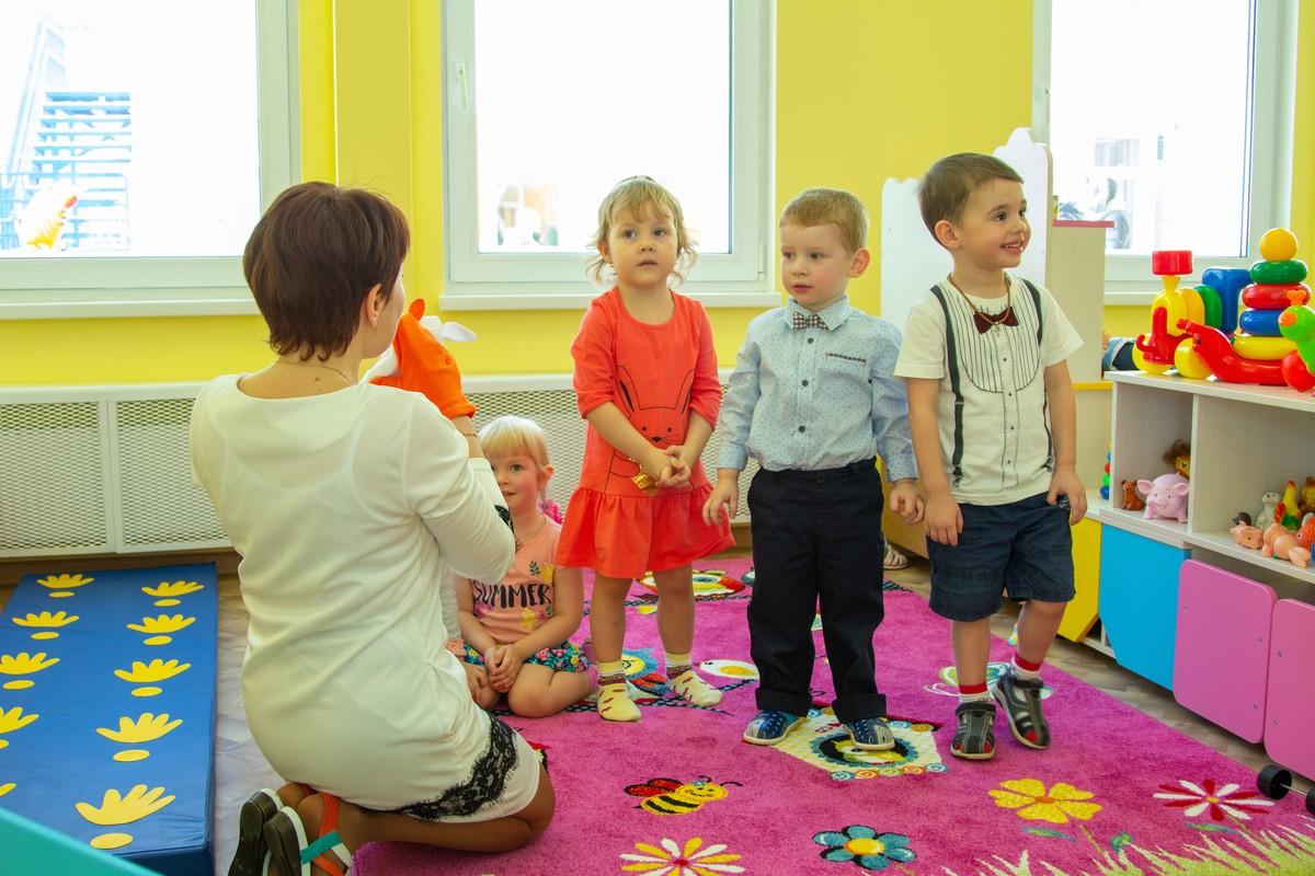 Строительство ещё 3 из 5 детских садов в Кирове уже начато