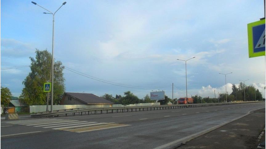 В Кировской области провели реконструкцию дорог, имеющих важное значение для региона