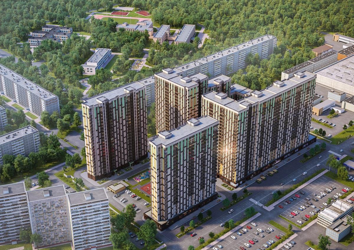 В Москве создают особое «Настроение»: в Ростокино появится жилье будущего