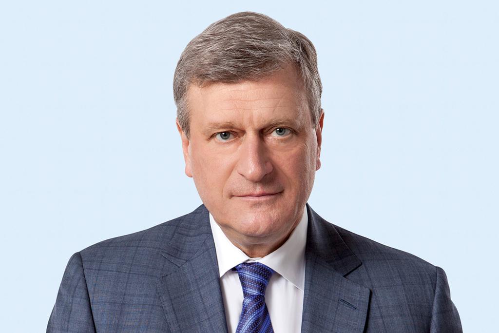 Игорь Васильев стал и.о. секретаря реготделения партии «Единая Россия»