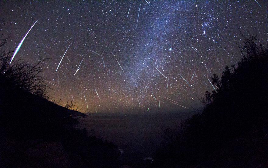 Жители Кирова смогли понаблюдать за самым сильным метеоритным потоком месяца