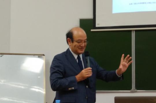 Томохиро Макино отметил прогрессивные технологии Кирова