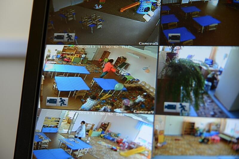 Десять кировских детсадов оснастят системами видеонаблюдения
