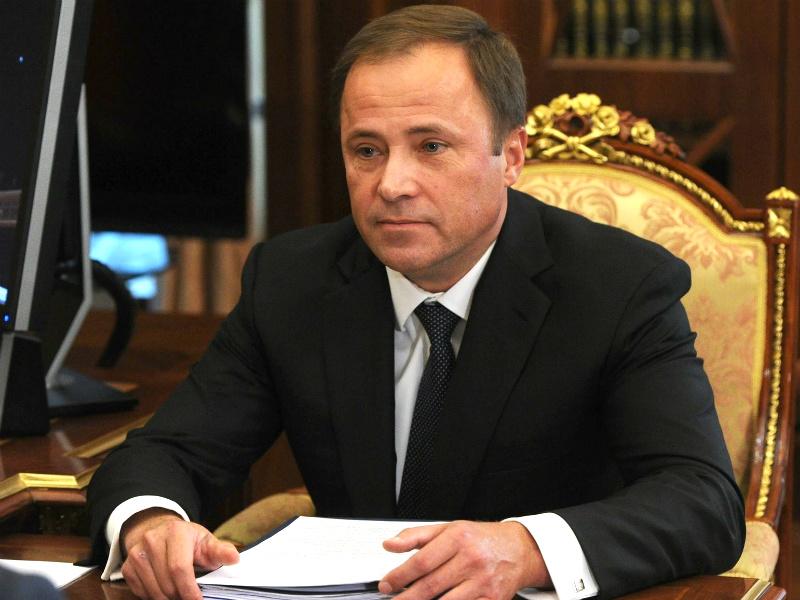Игорь Комаров посетит Киров с деловым визитом