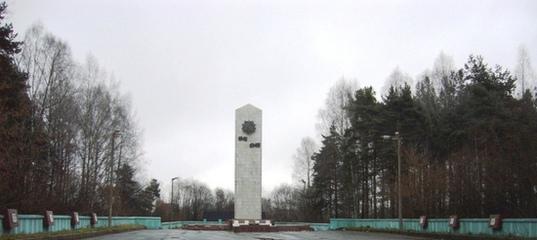 Перед 9 мая на Старо-Макарьевском кладбище отреставрируют военно-мемориальный комплекс