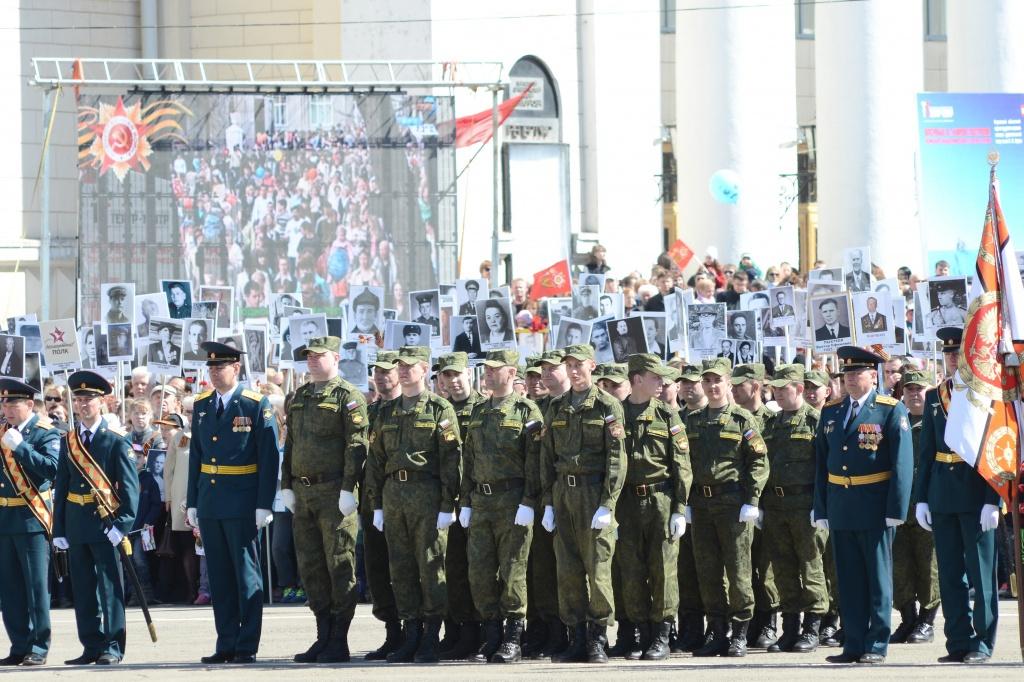 В Кирове будут готовиться к параду Победы
