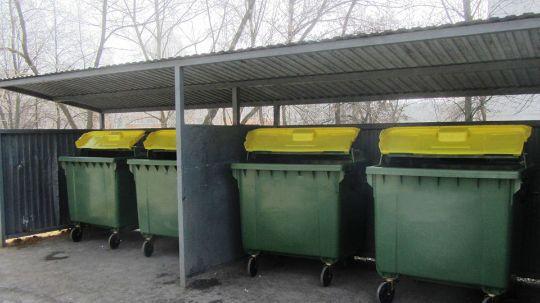 В Кирове начнут оборудовать контейнерные площадки