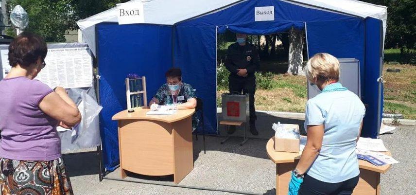 Кировчане предпочитают выездную форму голосования