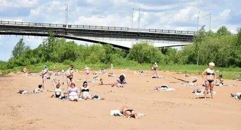 Городской пляж планируют открыть в следующем месяце