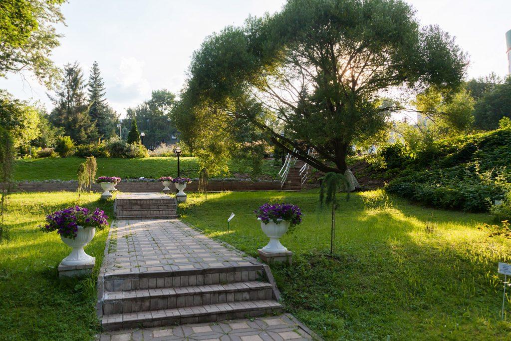 Кировчане смогут посетить ботанический сад