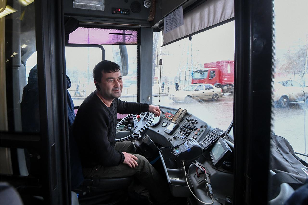 Сотрудники ГИБДД Кировской области проверяют автотранспортные предприятия