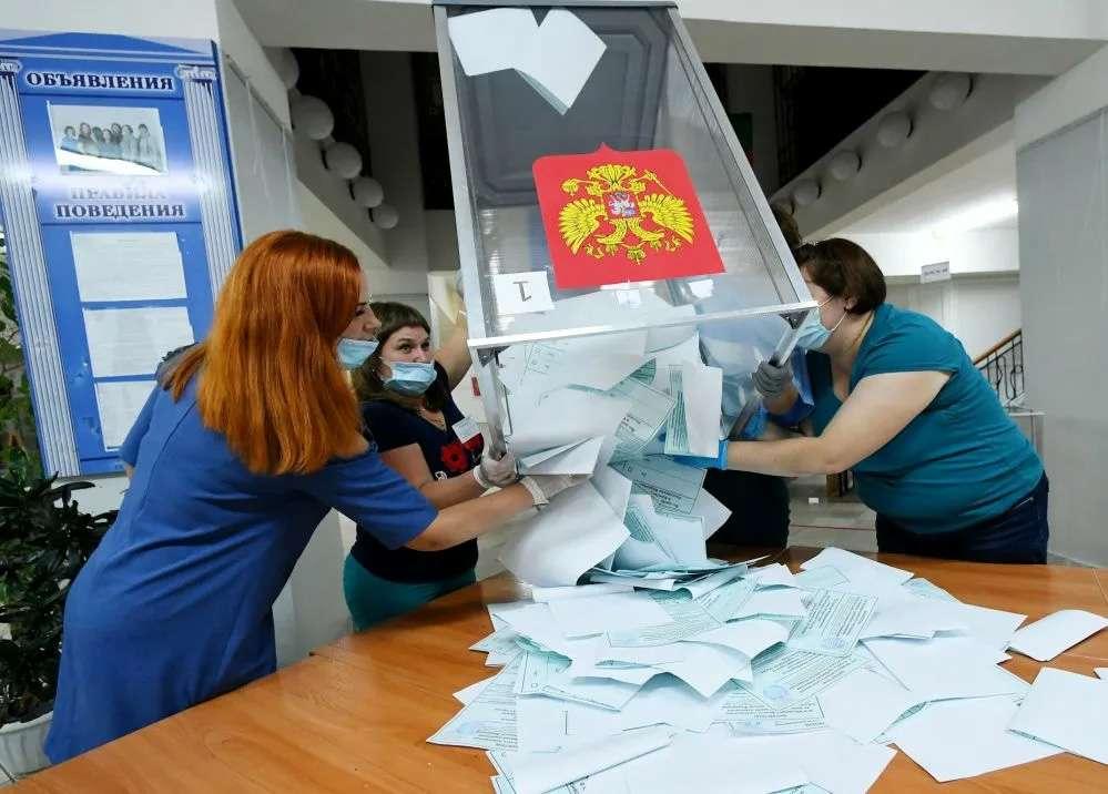 Центризбирком обработал 99,9% протоколов с голосования по конституционным правкам