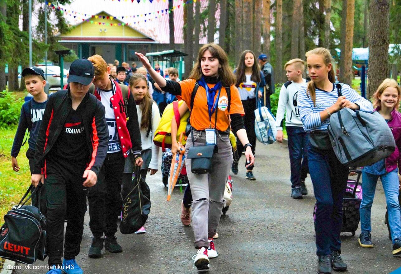 В Кировской области открылись оздоровительные лагеря