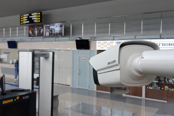 Кировский аэропорт оборудовали тепловизорами для определения коронавируса