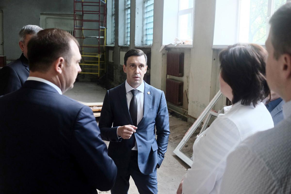 В Кирове в 2021 году откроют еще одну школу