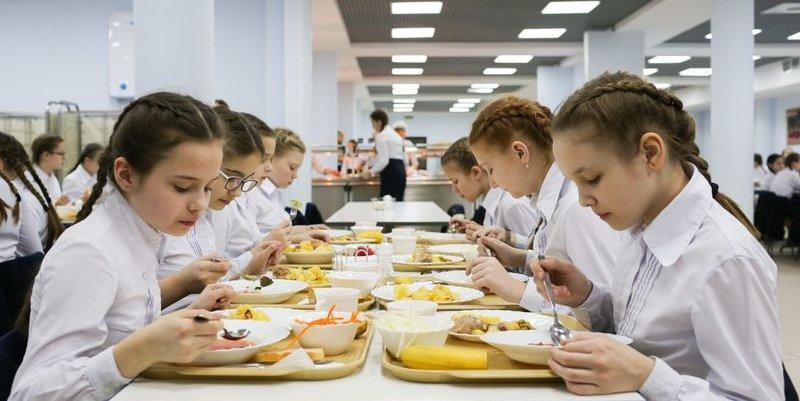Школы Кирова начали публиковать единое меню для учащихся начальных классов