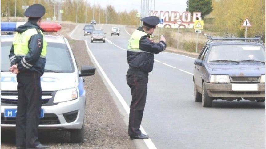 В выходные кировских водителей ожидает проверка на трезвость