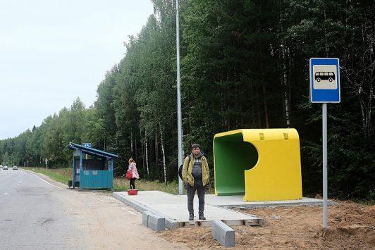 Кировчан порадуют новыми остановочными комплексами