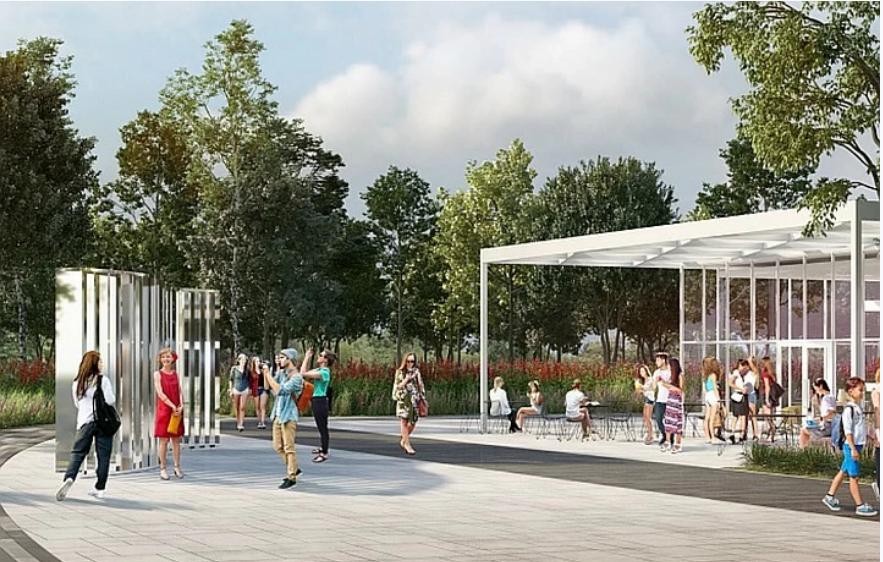 Сквер «Река времени» создадут в Кирово-Чепецке