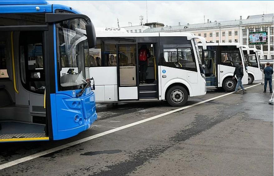 Кировский автопарк пополнится новыми автобусами