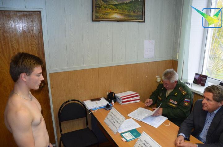 В Кировской области начинается осенний призыв