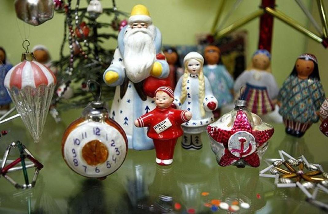 В Кирове откроют выставку, посвященную новогодней игрушке