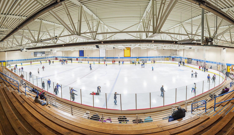 В Кирове займутся строительством ледового дворца