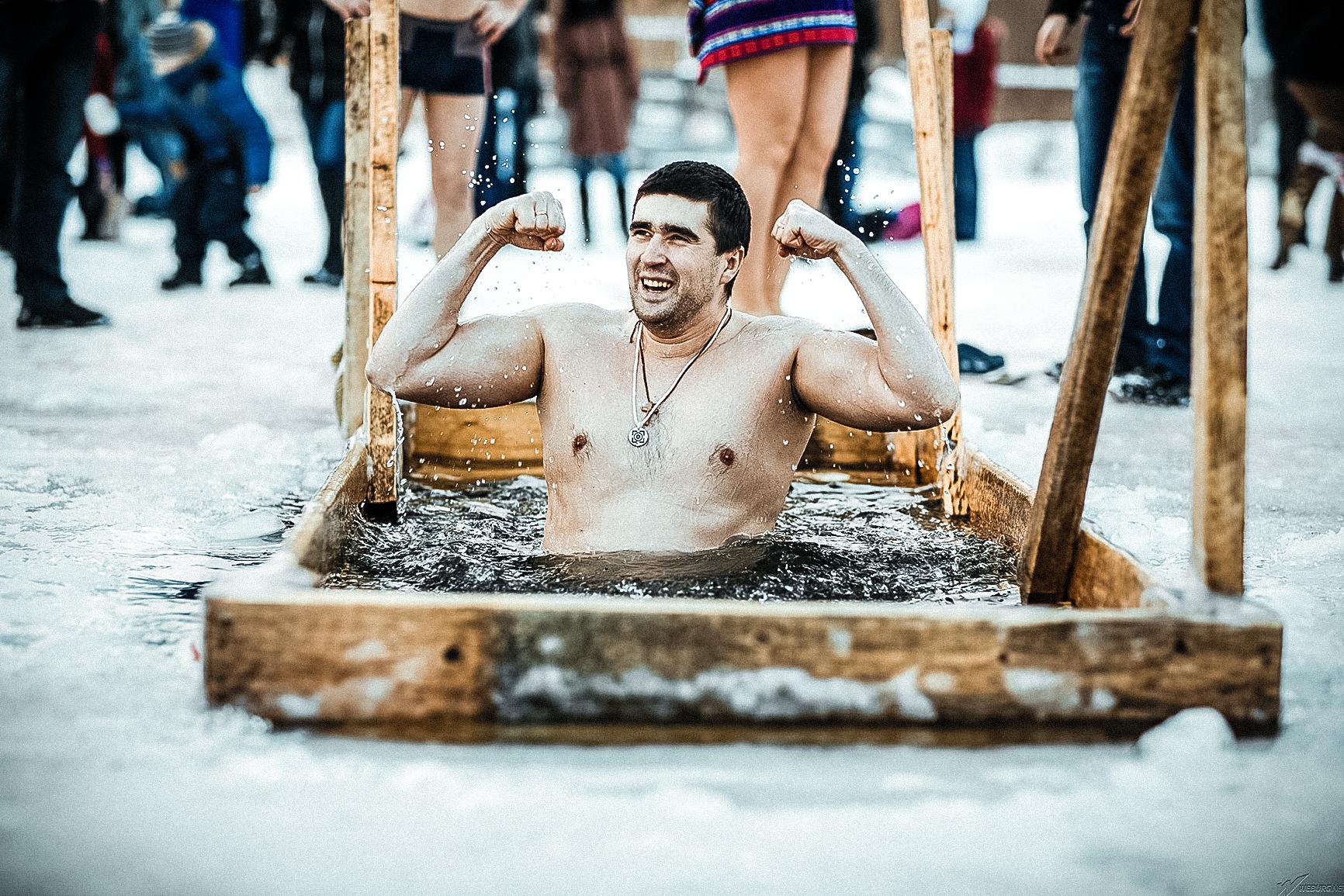 В Кирове отменили крещенские купания