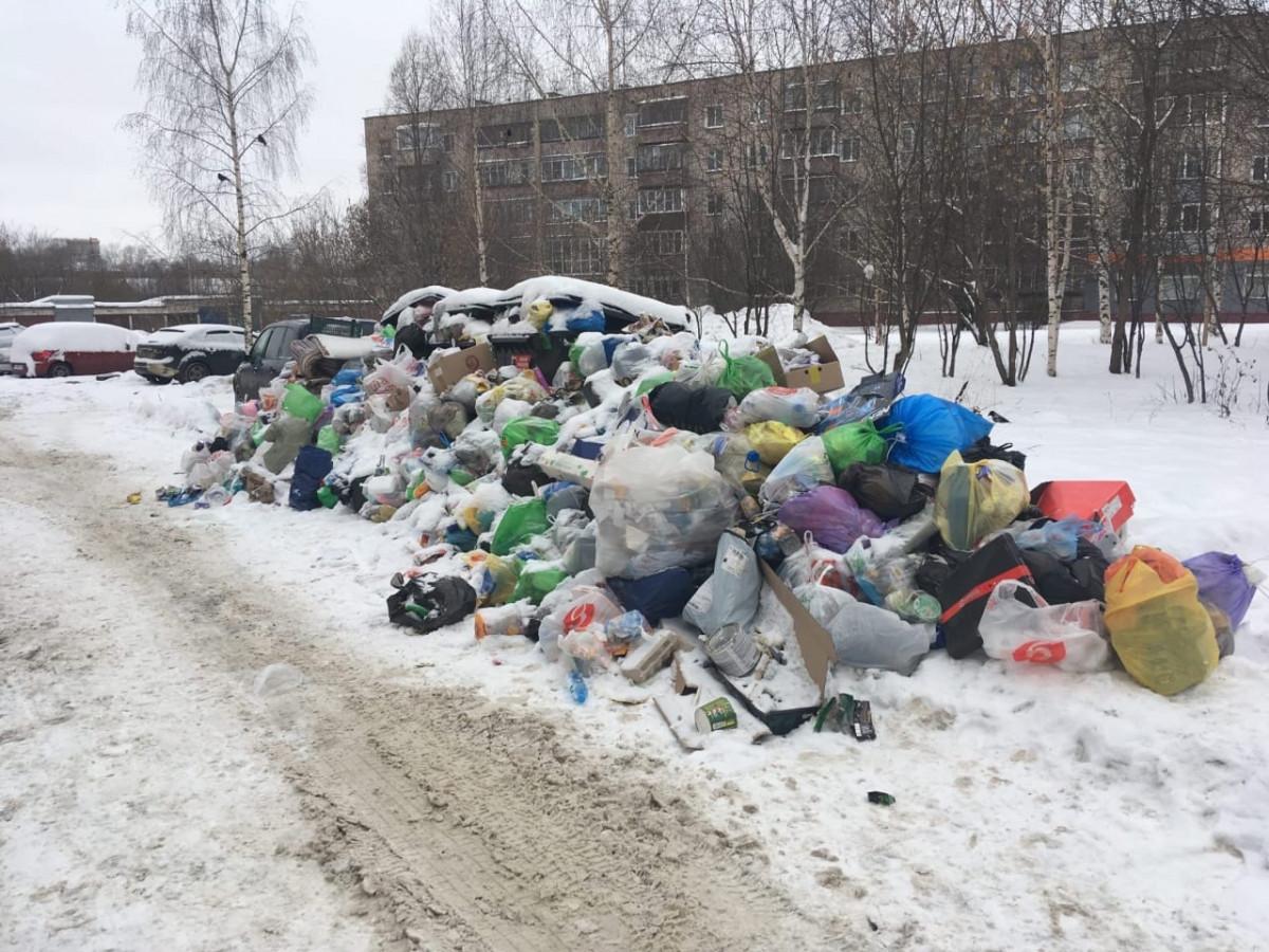 Весной мусорный коллапс в Кирове может только ухудшиться