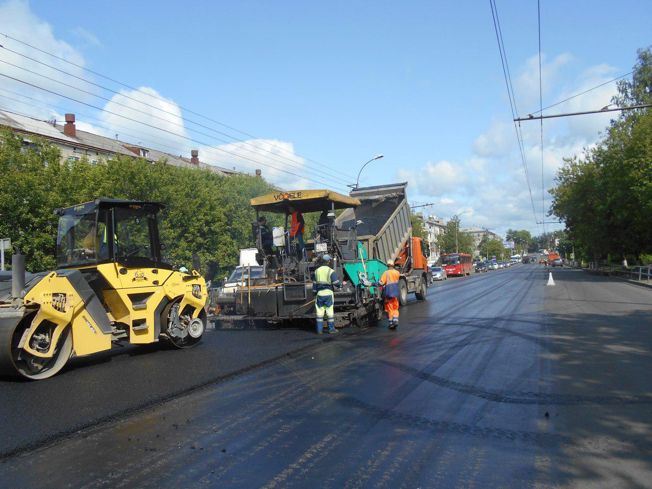 «Гордормостстрой» выбрали подрядчиком для ремонта кировских дорог