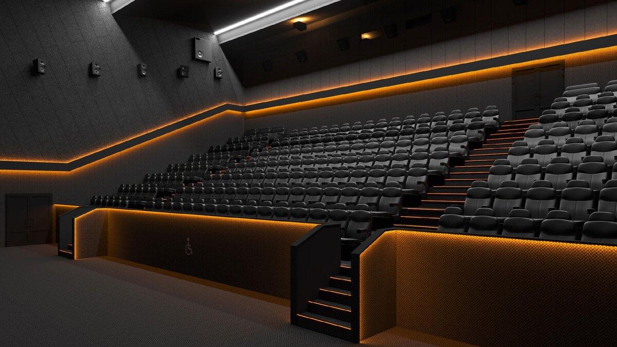 В Кирове откроют еще один кинотеатр