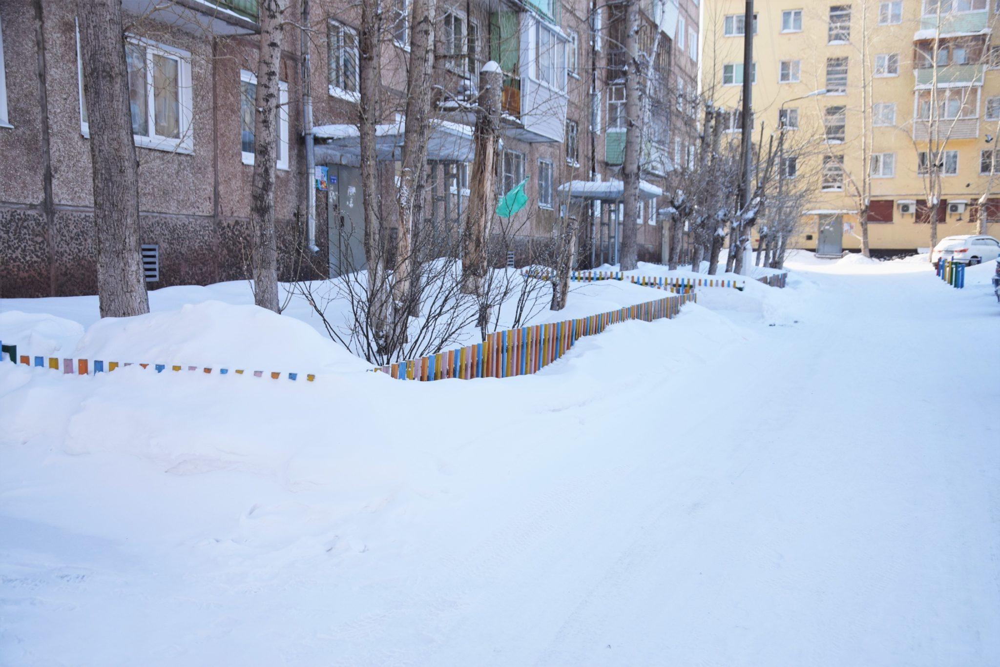 Васильев проинспектирует уборку дворов