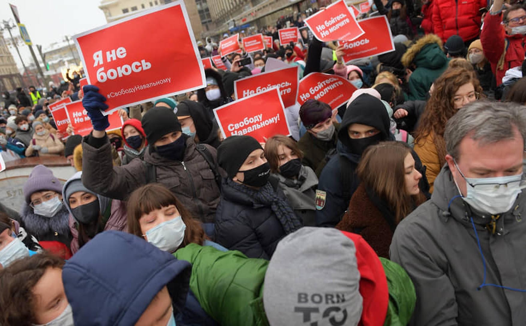 Кировского активиста предупредили о наказании за организацию митинга посвященного Навальному