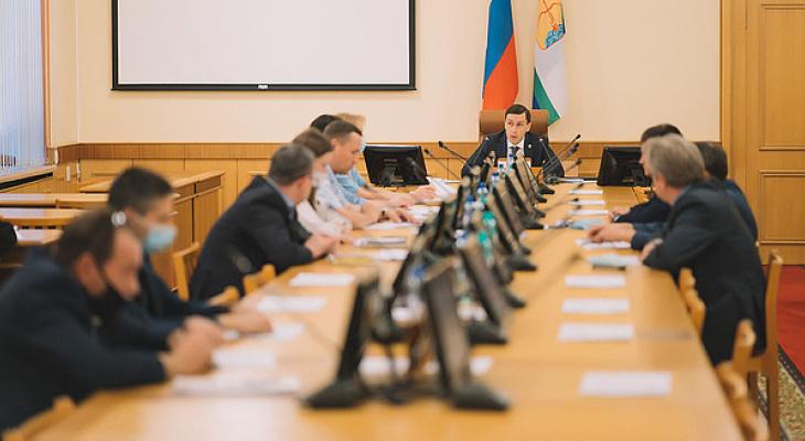 Кировское правительство предложило вновь вернуться к ковидным ограничениям