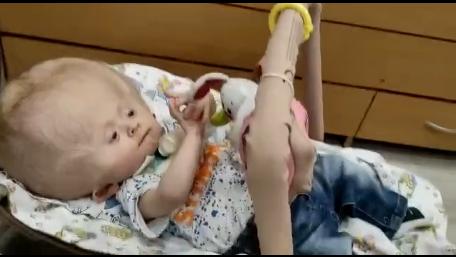 Немецкие благотворители помогут больному ребенку из Кирова