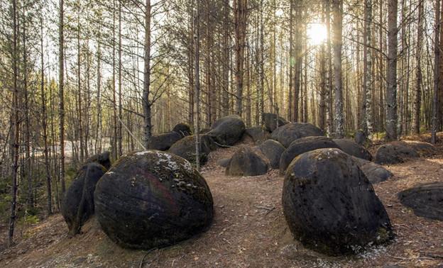 Один из Жуковлянских камней похитили неизвестные