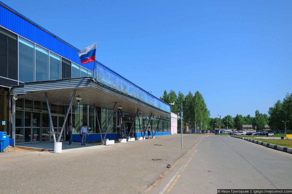 Аэропорт «Победилово» ожидает реконструкция