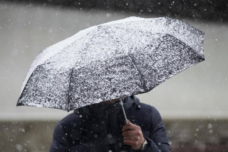 В сентябре в Кирове может резко наступить зима