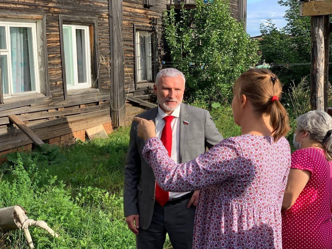 Алексей Журавлев раскритиковал состояние сельских территорий в Кировской области