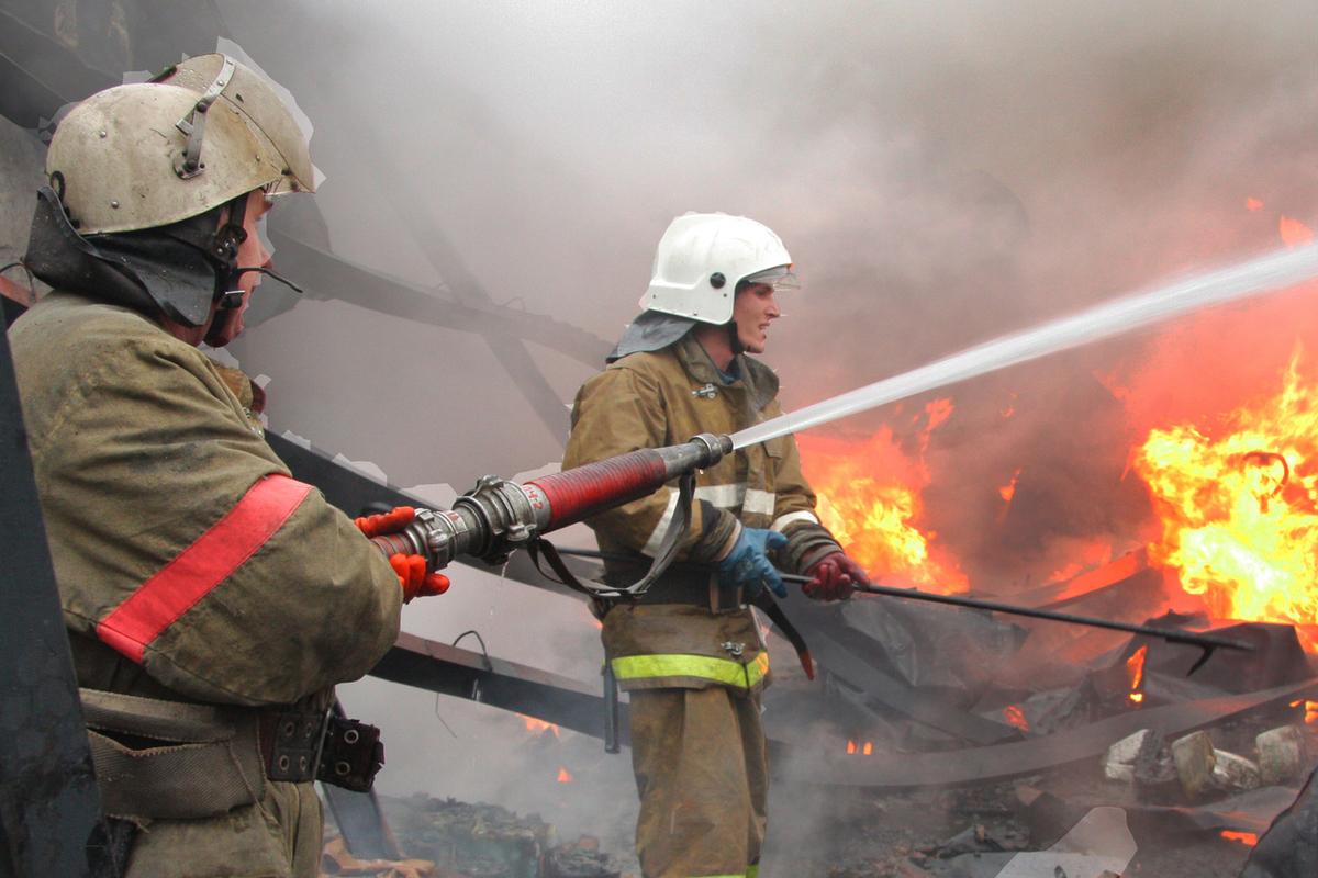В кировской больнице загорелся один из корпусов: есть погибшие