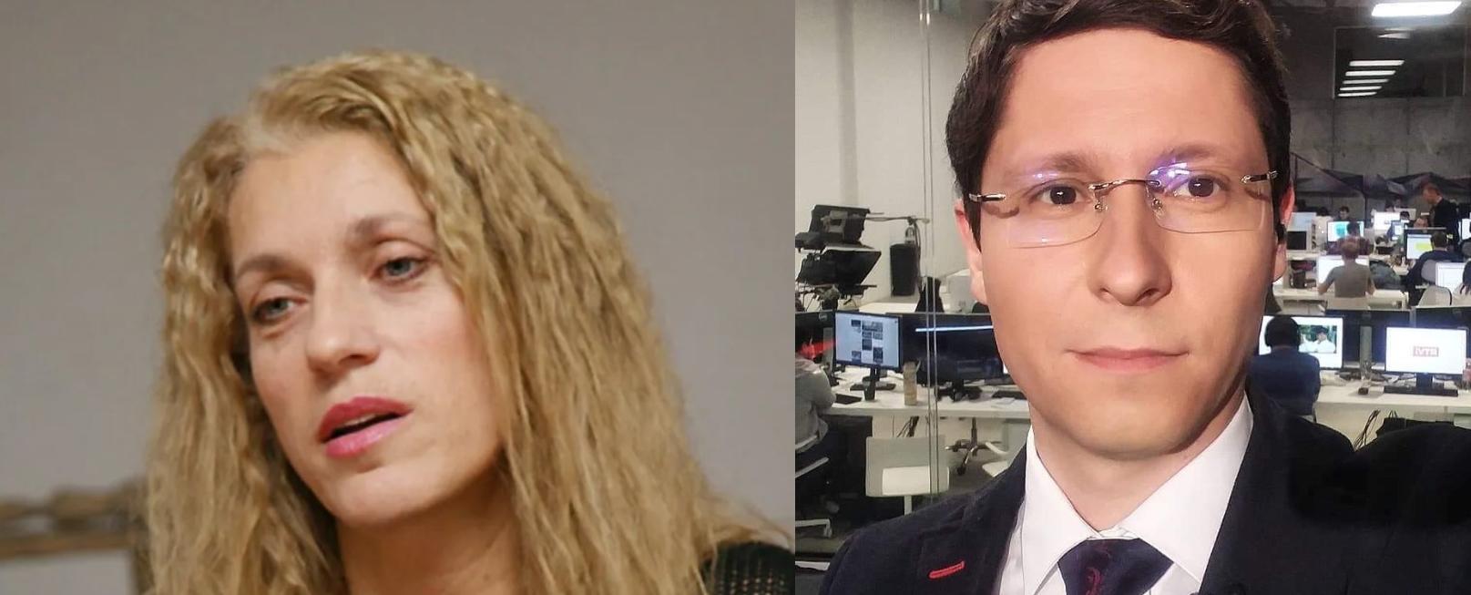 Петербургские журналисты Перл и Вольтская стали иноагентами